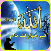 99 Names of Allah Pak icon