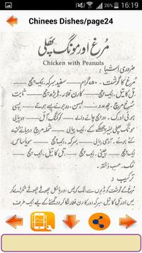 Chinese Dishes in Urdu screenshot 5