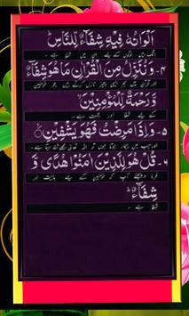 Ayat e Shifa screenshot 2