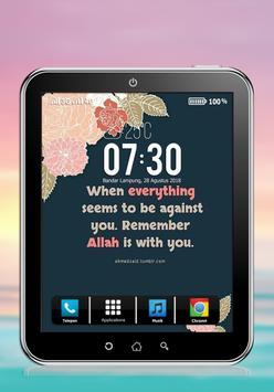 Islamic Quotes screenshot 10