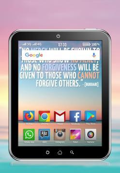 Islamic Quotes screenshot 15