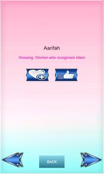 Muslim Baby Names + Meaning apk screenshot