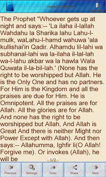 Sahih Al Bukhari (English) apk screenshot