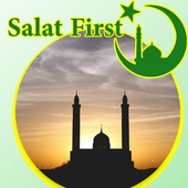 Salat First -do not leave your Salat- Last Version icon