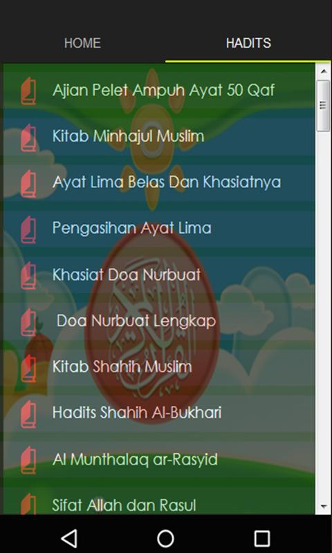 Ajian Pelet Ampuh Ayat 50 Qaf For Android Apk Download