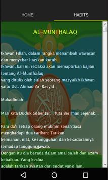 Al Munthalaq ar-Rasyid screenshot 1