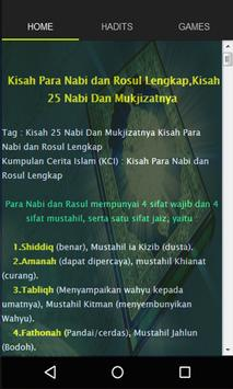 Kisah 25 Nabi dan Rosul screenshot 1