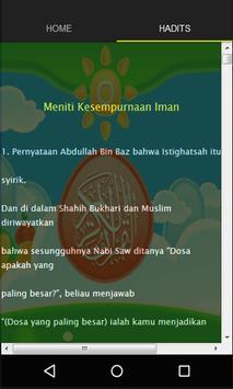 Meniti Kesempurnaan Iman screenshot 1