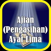 Pengasihan Ayat Lima icon