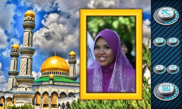Islam Photo Frames poster