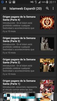 إسلام ويب - ISLAM WEB apk تصوير الشاشة