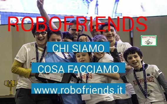 ROBOFRIENDS apk screenshot