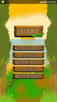 Island Shooter Adventure poster