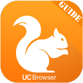 Fast UC Browser Download Guide icon
