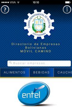 EMPRESAS BOLIVIANAS poster
