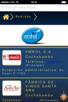 EMPRESAS BOLIVIANAS screenshot 2
