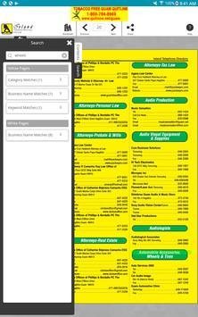Island Telephone Directory screenshot 6