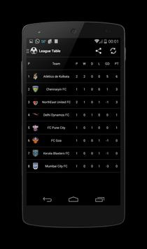 ISL App : Indian Super League screenshot 4
