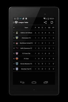 ISL App : Indian Super League screenshot 6