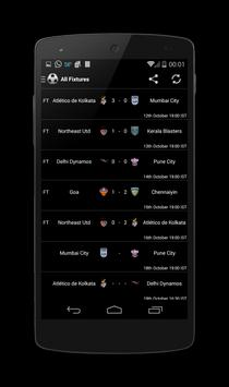 ISL App : Indian Super League screenshot 1