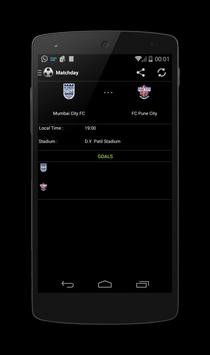 ISL App : Indian Super League screenshot 2