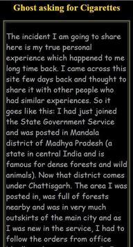 Indian Ghost Stories screenshot 1