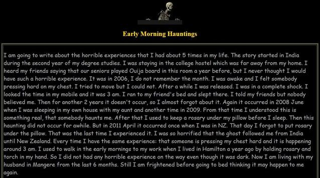 Indian Ghost Stories screenshot 3