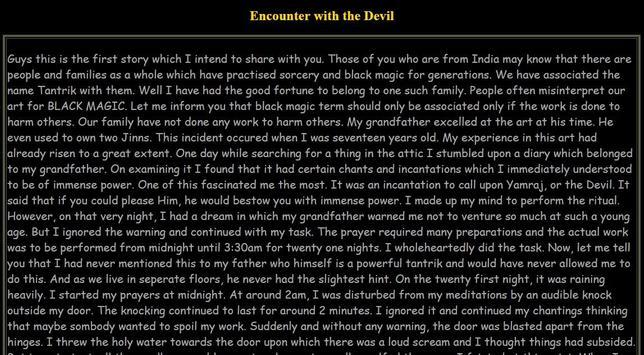 Indian Ghost Stories screenshot 4