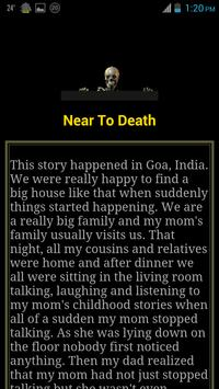 Indian Real Ghost Stories apk screenshot