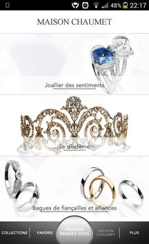 Chaumet screenshot 3
