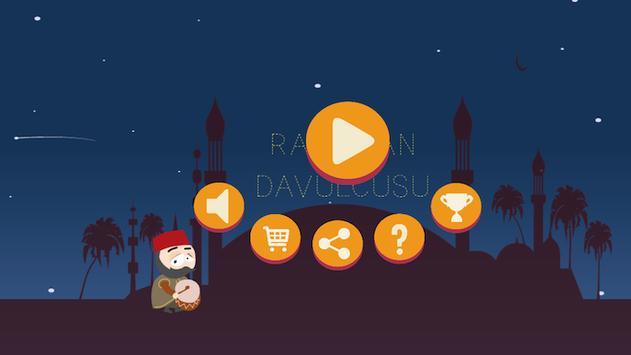 Ramazan Davulcusu poster