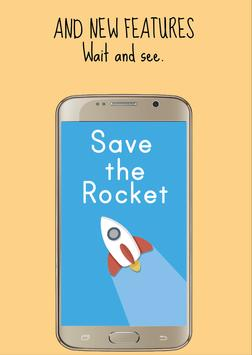 Save the Rocket apk screenshot