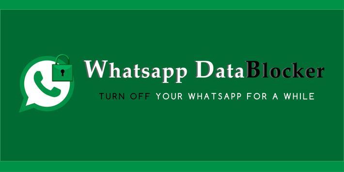 DataBlocker for Whatsapp poster