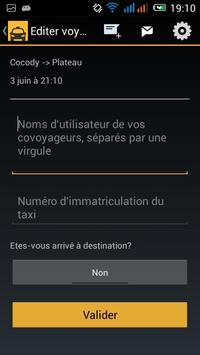 WeTaxi screenshot 2