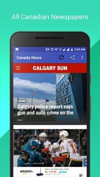 Canada News screenshot 3