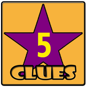 5 CLUES ADDICT icon