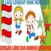Kumpulan Lagu Anak Indonesia Lengkap Dengan Lirik icon