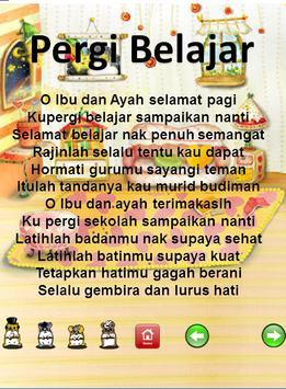 Kumpulan Lagu Anak Indonesia Lengkap Dengan Lirik screenshot 4