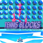 Tennis Blocks أيقونة