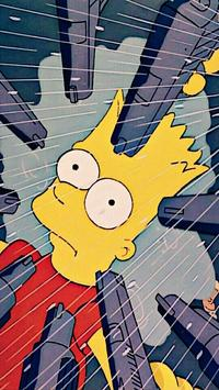 Bart Simpson Wallpaper Screenshot 2