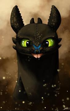 ... Dragon Toothless Wallpaper screenshot 5 ...