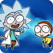 Rick and Morty Wallpapers icon