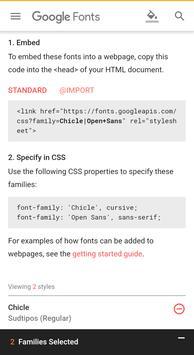 Stylish Fonts screenshot 5