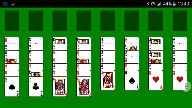 Spider Solitaire, FreeCell screenshot 4