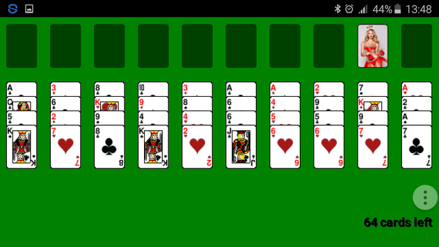 Spider Solitaire, FreeCell screenshot 13