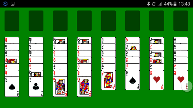 Spider Solitaire, FreeCell screenshot 14
