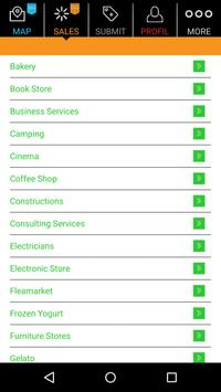 iSales - Promote your business apk screenshot