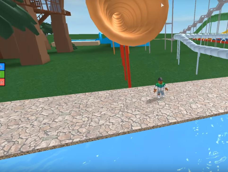 Roblox Studio Water Park New Roblox Waterpark Tips For Android Apk Download
