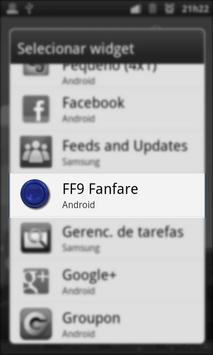 FF9Fanfare apk screenshot