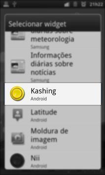 Kashing poster